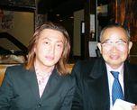 横内会長と東京ドーム