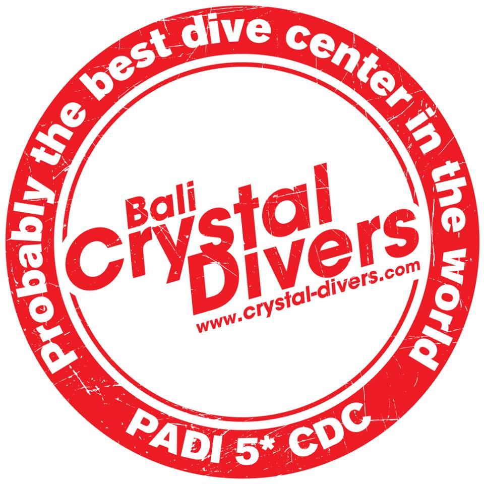 Bali Crystal Divers!