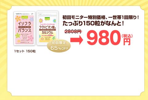980円1日