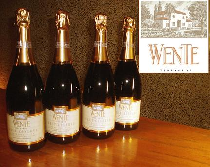 wente vineyards brut reserve