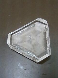 の 結晶 ミョウバン