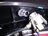 ヘッドカバー端子溶解