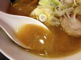 魚だしスープ