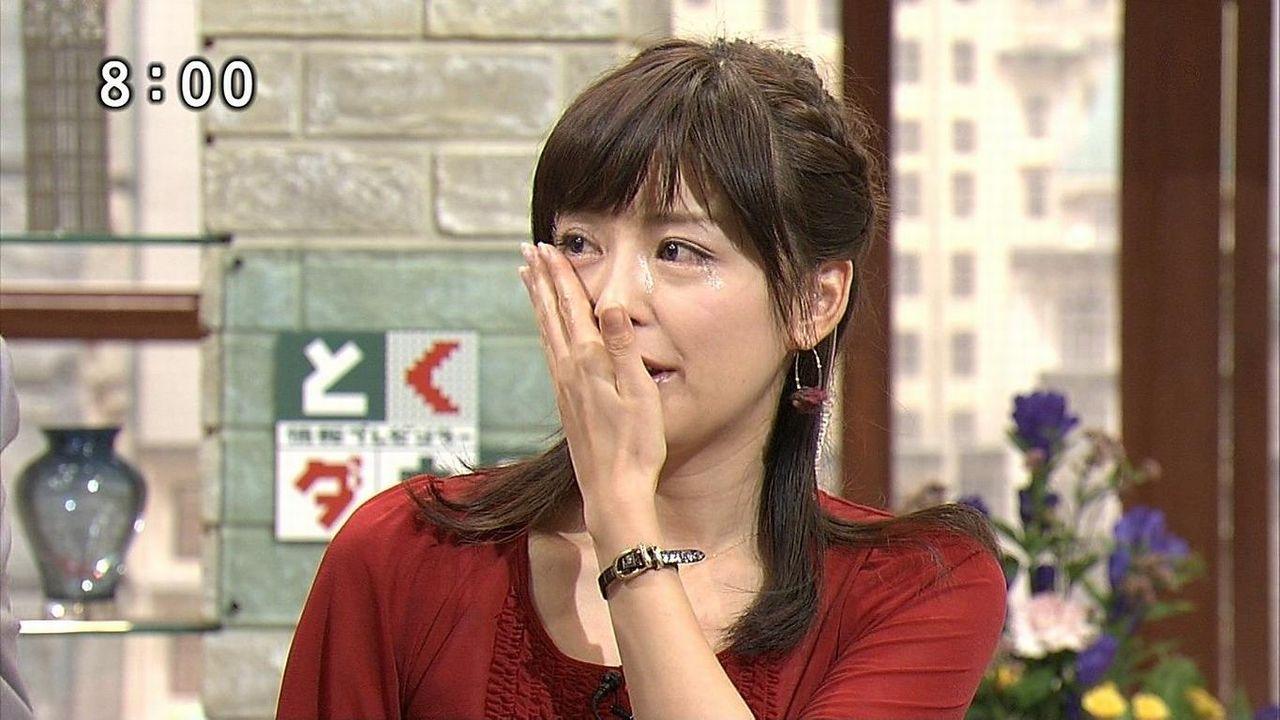 中野美奈子アナ、妊娠ではありません「とくダネ!」休む