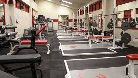 weight room 2