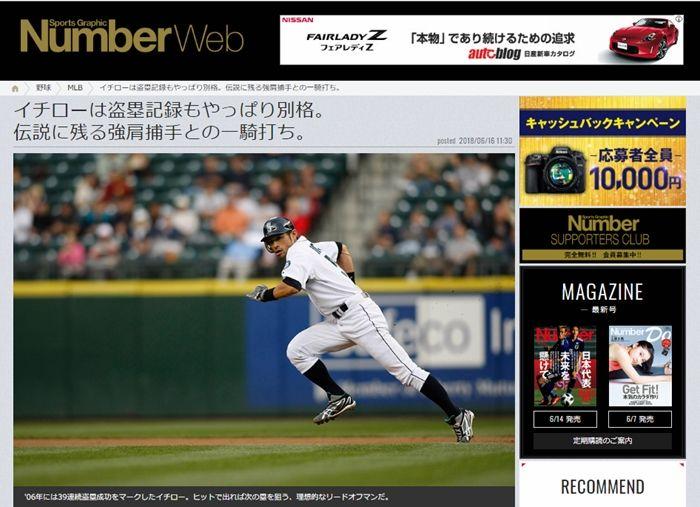 Ichiro-Number