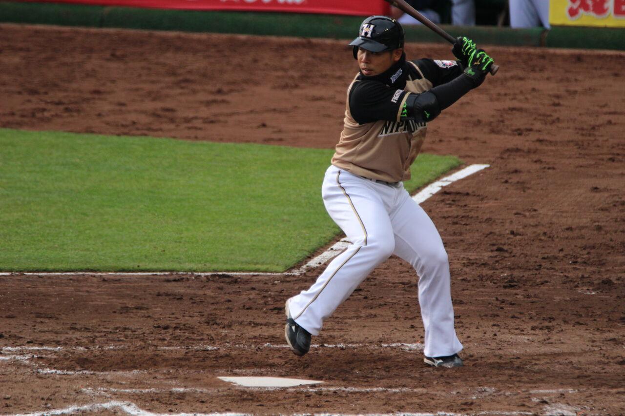 野球の記録で話したい : 近藤健介の出塁率について