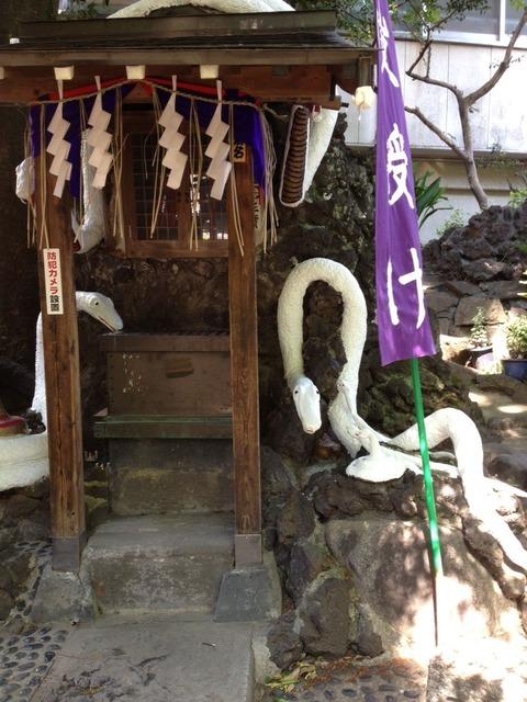 上神明天祖神社