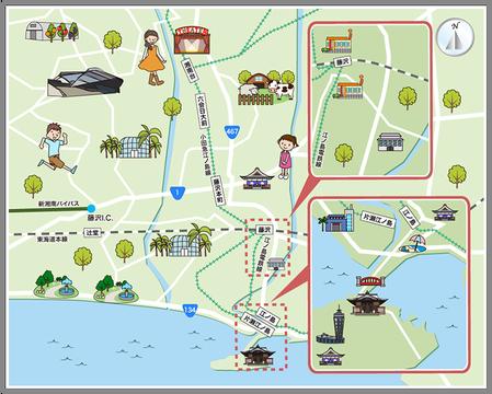 map_kanagawaken_hujisawashi