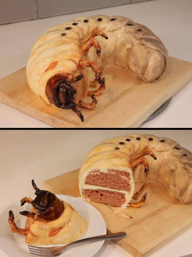 ケーキ カブトムシ
