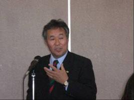2008総会 会長挨拶