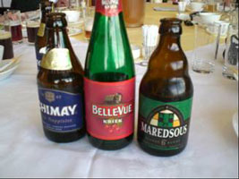 2008総会 本日のビール