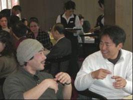 2008総会 常連さん