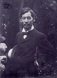 岡田三郎助(1906)