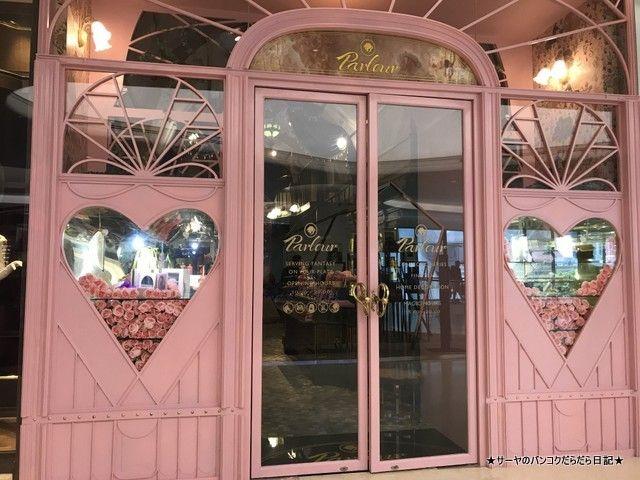 【カ】 噂のアパレルブランドのカフェ Sretsis Parlour at セントラルエンバシー2nd FL