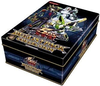 DuelistPackCollectionin2011
