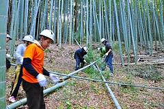 20101127三島社会参加活動 (2)