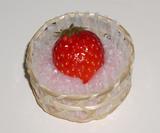 【春の和菓子】春摘みいちご(お菓子司築地ちとせ)20080401