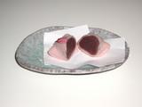 【和菓子】銀座あけぼの「さくら餅」200804