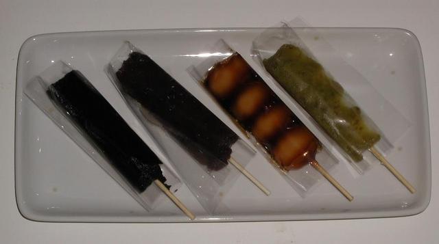 【和菓子スイーツ】だんご(東京根津こはぎや本舗茶々)01