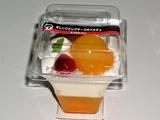 【コンビニスイーツ】オレンジとレアチーズのドルチェ(サンクス)01