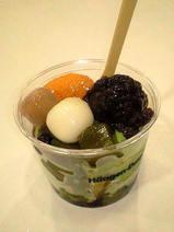 【美味しいハーゲンダッツアイスクリーム】抹茶あんみつ01
