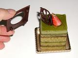 【WITTAMERヴィタメール(ビタメール)スイーツ】美味しいケーキスイーツ抹茶のオペラ02