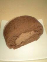 神戸スイート倶楽部・チョコレートロールケーキ02