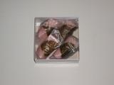 【春のスイーツ】和菓子・桜餅(塩瀬総本店)080403