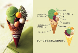 【美味しいハーゲンダッツアイスクリーム】白玉あずきサンデー02