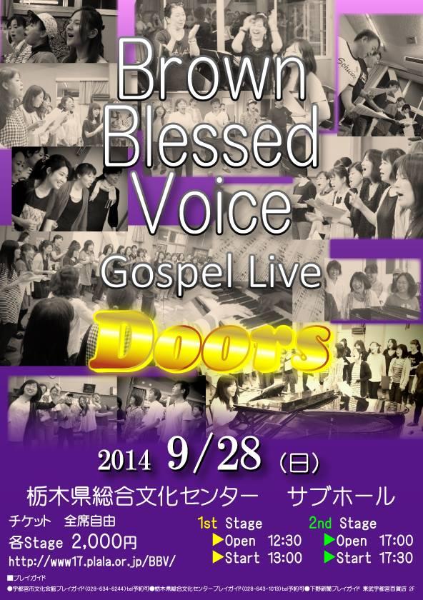 BBV_LIVE_2014_door