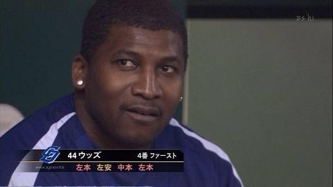元横浜、中日タイロン・ウッズさんの思い出