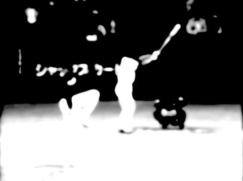 有名な野球の画像を加工するから当ててクレメンス