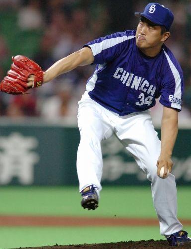 野球見始めたころの中日の山本昌wwwwwwwwwwwwwwwwwwww