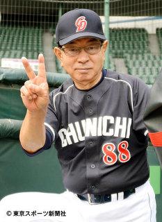 【朗報】ミスタードラゴンズ高木守道さん、来月の中日広島戦でゲスト解説