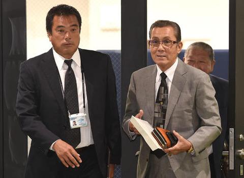 中日森繁和SDら5人退団を正式発表 球団社長「契約満了で」
