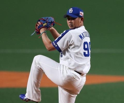 松坂大輔vs山賊打線in西武ドーム