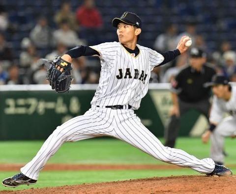 中日岡田とかいう突如日本代表に選ばれた男