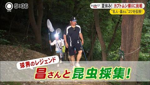 山本昌さんテレビ番組に出演し副業でガチる