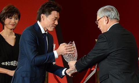 中日大島バルデスがスピードアップ賞を受賞