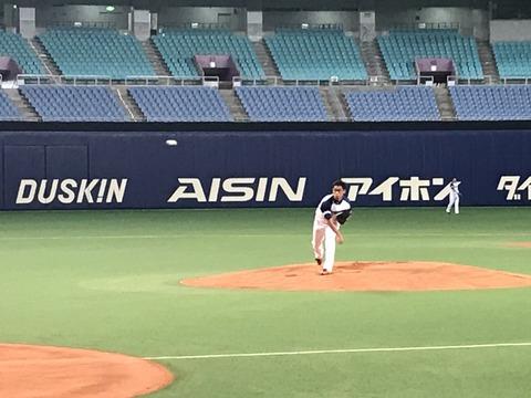 中日・山井大介(39) 31日Dena戦で今季初登板・初先発へ!