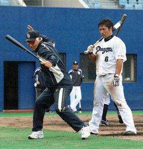 土井コーチ