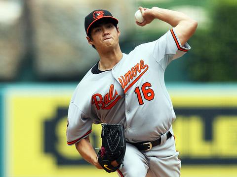 【MLB】チェン・ウェイン MLB通算4年 46勝32敗 防御率3.72 30歳