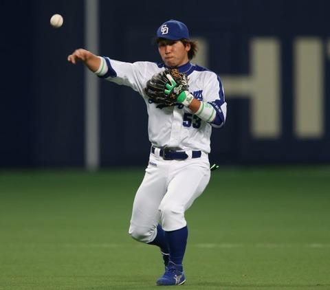 亀澤恭平(二) .294 0本 6打点 出塁率.364 OPS.674