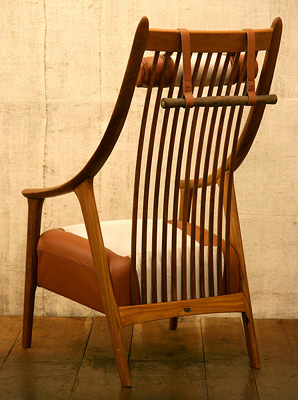 くつろぎ工芸椅子4