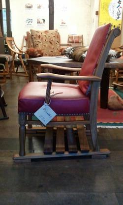 アリスの椅子アレンジ