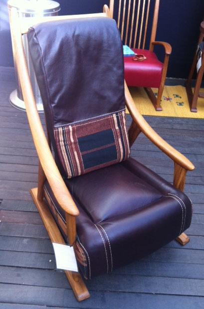 くつろぎ工芸和椅子