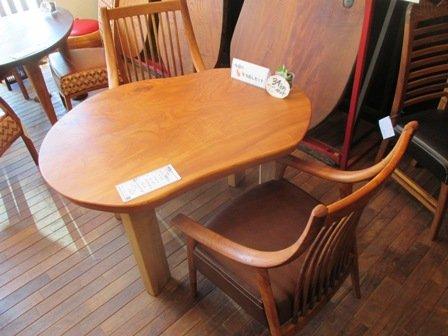 だんらん工芸椅子セット-1