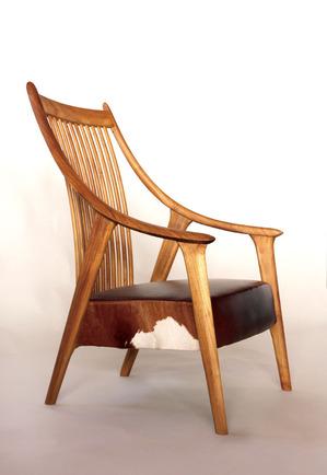 らくらく工芸椅子