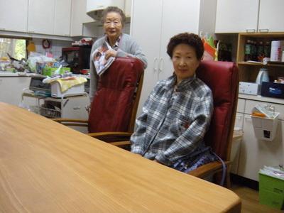 ケヤキテーブル (1)